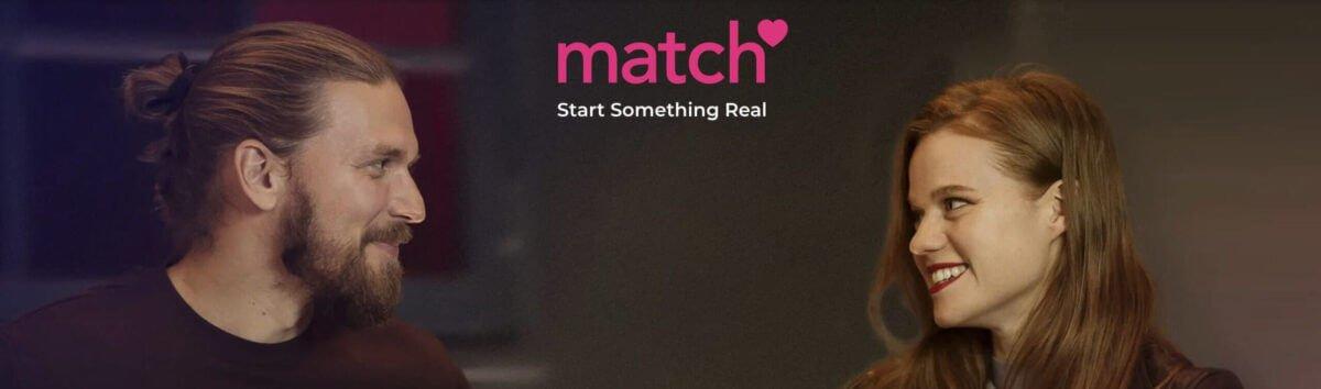 så här ser match.com ut