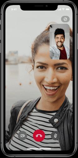 match.com har videochatt på sin dejting app